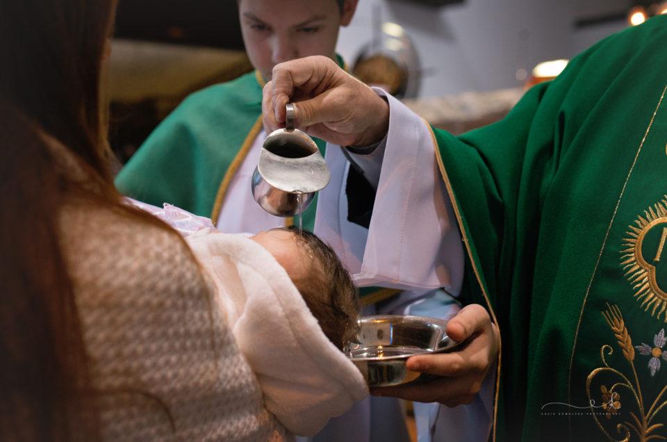 Agatka – Chrzest Święty w Krakowie