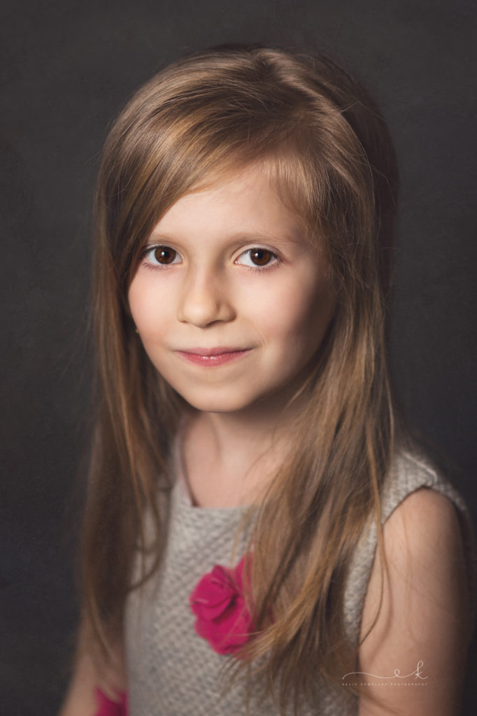 Portret Studyjny Kasia Kowalska Photography Fotografia