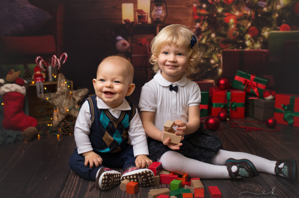 Franio i Maja świątecznie