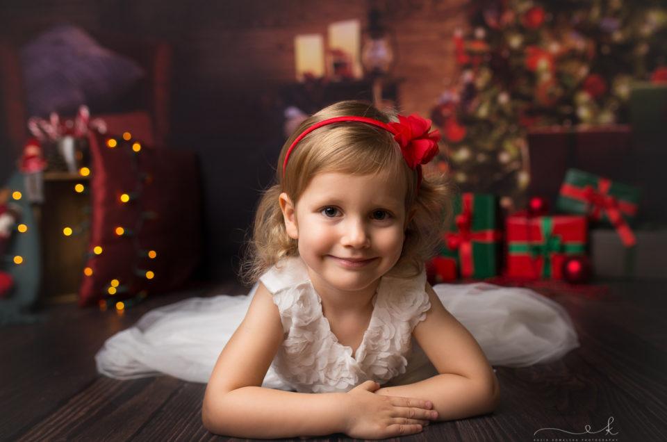 Sara oraz magia świąt