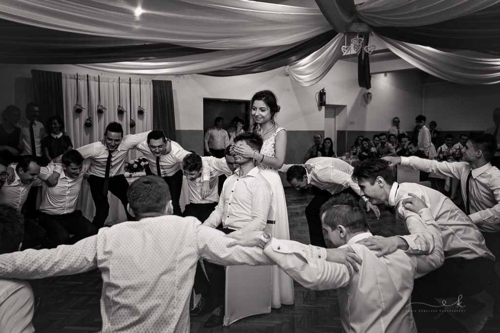 ślub w Woźnikach