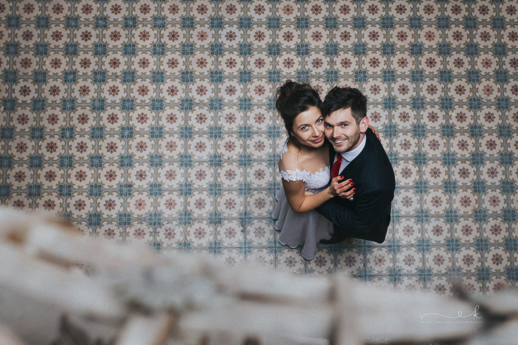 sesja ślubna w Krowiarkach