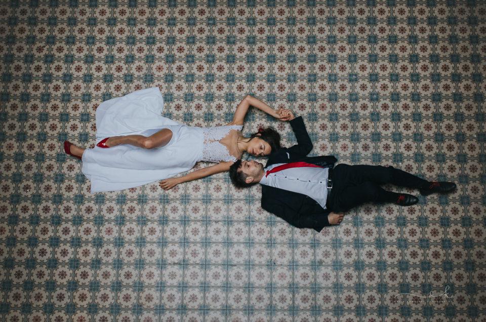 Sesja ślubna – pałac w Krowiarkach