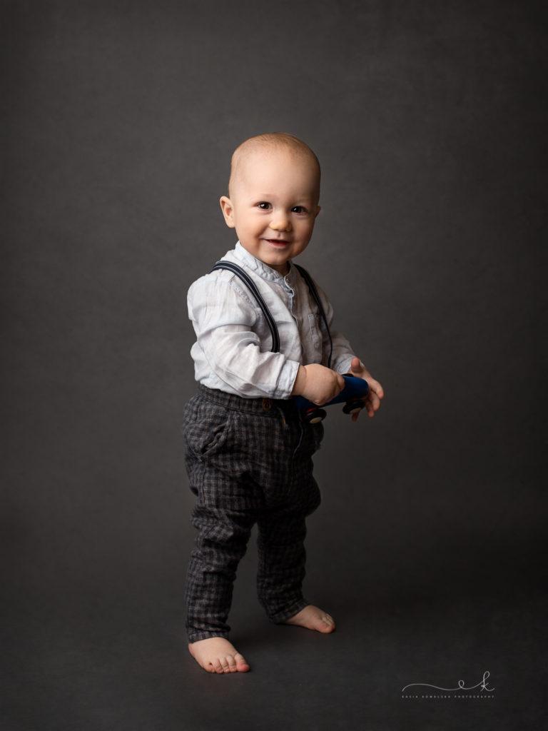 Sesja portretowa na roczek